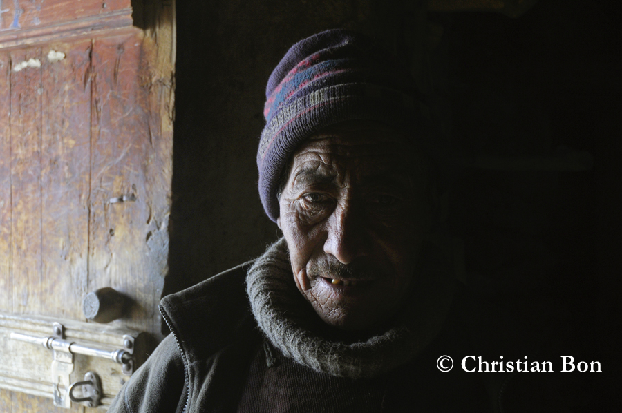 Paysan du village de Nierak