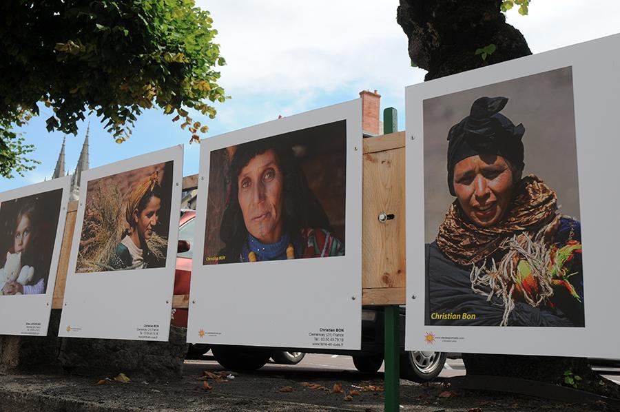 Exposition 20h de la place Djemaa el Fna